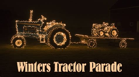 danville tree lighting 2017 winters 2017 tractor parade and tree lighting your town