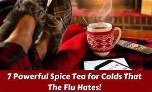 7 Powerful Homemade Tea For Colds To Help Beat The Flu