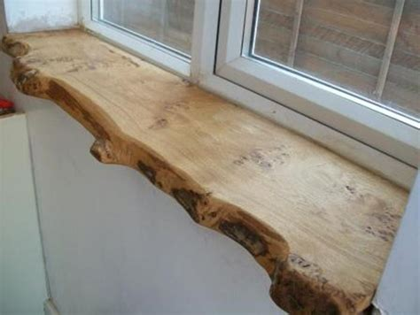 Wooden Window Sill Interior by Cubed 03 13