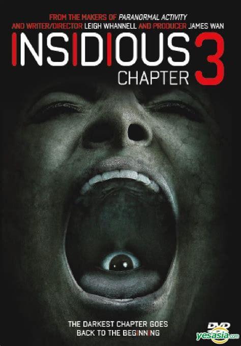 YESASIA: Insidious Chapter 3 (2015) (DVD) (Hong Kong ...
