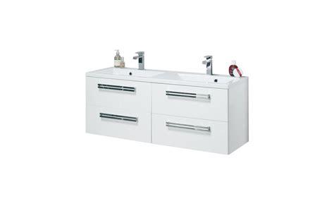 meuble salle de bain vasque 120 cm meuble de salle de bain orzo 120 cm suspendu vasque