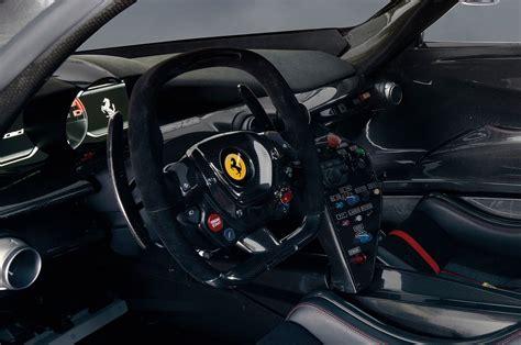 Ferrari Présente Laferrari Fxx K De 1050ch !