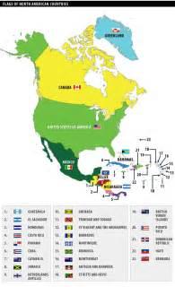 North America Spanish Countries
