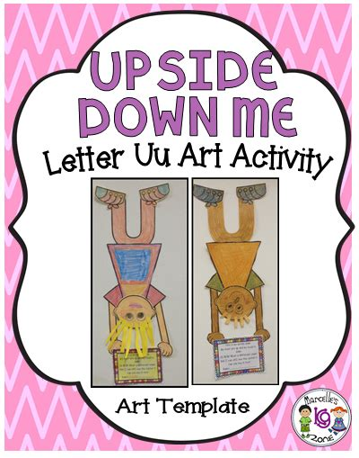 letter u activity template a letter u craftivity 774 | b6eed10885a7d24a677cbc24ec35d341