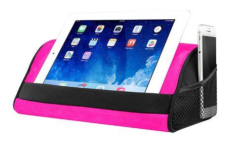 lap desk pillow for ipad ipad pillow stand books soft holder tablet log lap desk