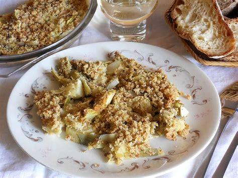 ricette per cucinare carciofi carciofi al forno prepariamo un contorno sfizioso
