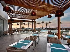 Restaurants and nightlife at the Hard Rock Hotel Ibiza