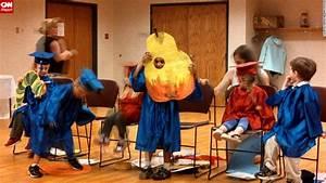How preschoolers celebrate graduation - CNN