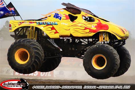 monster truck show indianapolis indianapolis indiana 4 wheel jamboree nationals