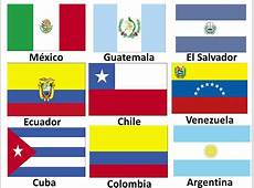 Países y Banderas Use this slide to elicit prior knowledge