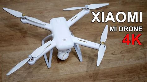 xiaomi mi drone  la review  salio mal youtube