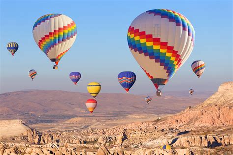 How To Make A Cappadocia Hot Air Balloon Tour ⋆ Toursce
