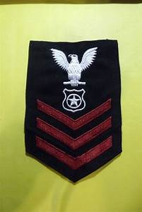 Military Petty Officer First Class Po1 E6 Enlisted Us Navy