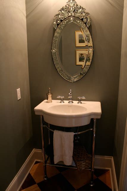 Bathroom Mirror Styles by Design Dump House 5 Powder Room Before After