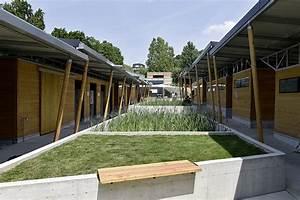 piscine de la fleur de lys architectesch With restaurant de la piscine de prilly