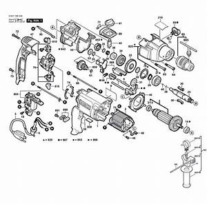 Bosch 1199vsr Parts List