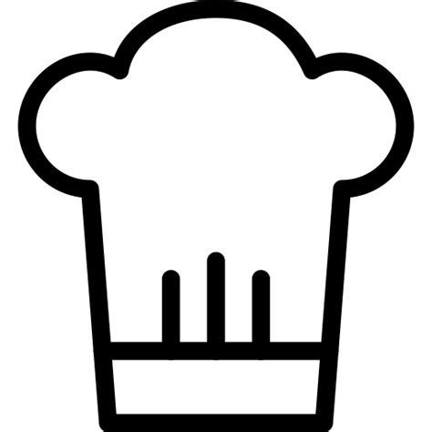 icone cuisine icône chef de cuisine nourriture restaurant gratuit de streamline free icons