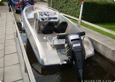 Snijpakket Aluminium Boot by Tsl Content 600 Gaastmeer