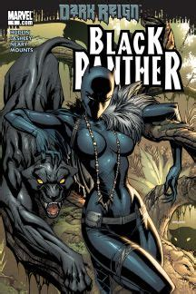 black panther   dark reign comics marvelcom