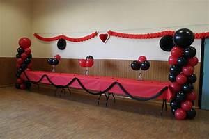 Deco Anniversaire 20 Ans Pas Cher : decoration de salle a leyment pour un anniversaire amusement 39 votre ~ Melissatoandfro.com Idées de Décoration