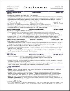 gogle resume gayle lakman pdf download landing the job a plain and simple blog regarding career