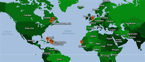 Carte Geographique Du Monde Guadeloupe by Carte Du Monde Guadeloupe Martinique Voyages Cartes
