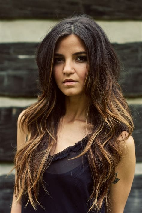 Ombre Hairstyles by Ombre Hairstyles For Brunettes Sortashion