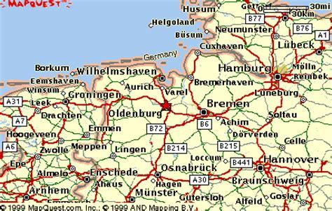 oldenburg map