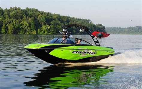 Moomba Boats Raptor by 2013 Moomba Mojo 2 5 Tests News Photos And