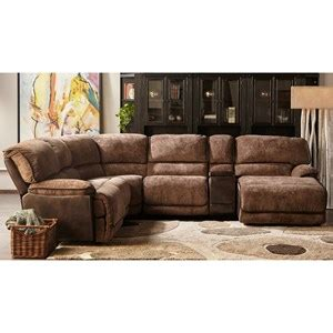power reclining sectional  chaise