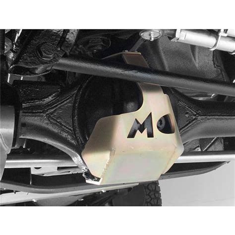 terrafirma tf front differential guard  land rover