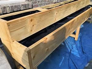 Holz Versiegeln Gegen Wasser : urban gardening hochbeet selber bauen eine bauanleitung ~ Lizthompson.info Haus und Dekorationen