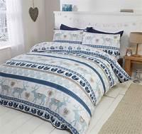 100 cotton duvet covers 100% Cotton Flannelette Quilt Duvet Cover Bedding Bed Sets ...