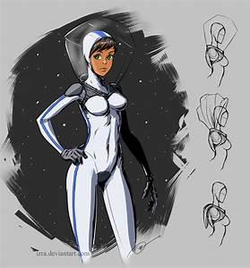 Space suit concept by IZRA on DeviantArt