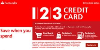 Santander is uk based bank offering accounts, credit & debit cards, insurance, loan, mortgage, and investment opportunities. Benefits of the Santander 123 Credit Card   CreditDad.com