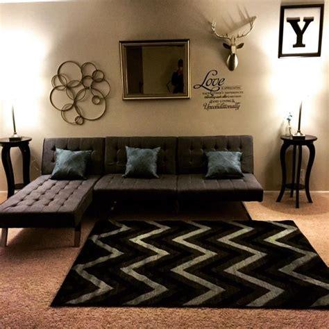 Living Room With Futon by Living Room With Futon