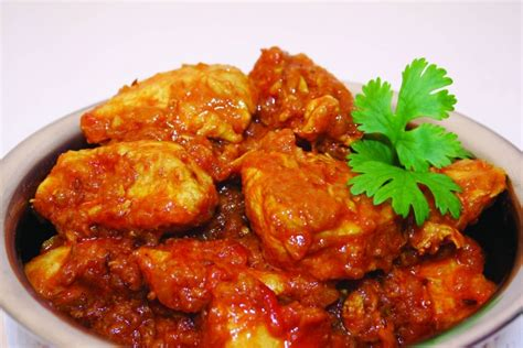 chicken curry beautiful bangladesh traditional spicy foods of bangladesh