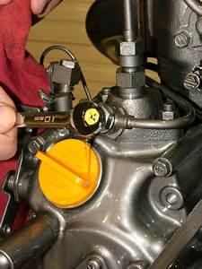 Bleeding A Diesel Engine
