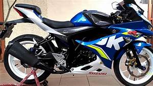 Modifikasi Simple Gsx-r150