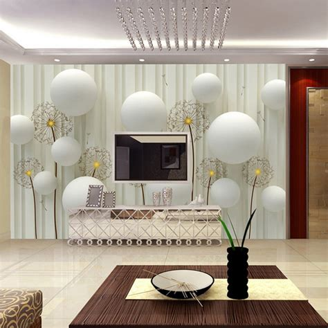 3d Wallpaper For Living Room 15 Amazingly Realistic Ideas