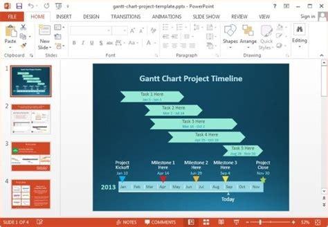 gantt chart tools templates  project