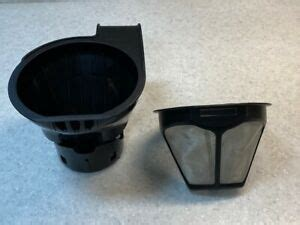 Back replacement parts & accessories. Ninja Coffee Coffee Maker CF091 Filter Holder and Basket ...
