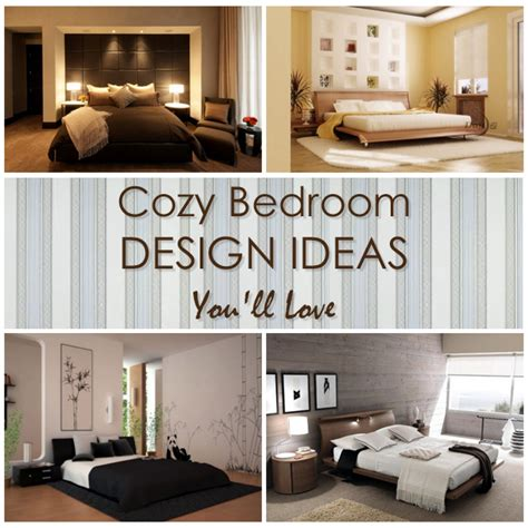 cozy bedroom ideas cozy bedroom design ideas you 39 ll