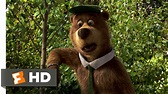 Yogi Bear (5/10) Movie CLIP - I'm Losing Control (2010) HD ...