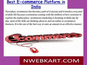 Best e commerce platform in india