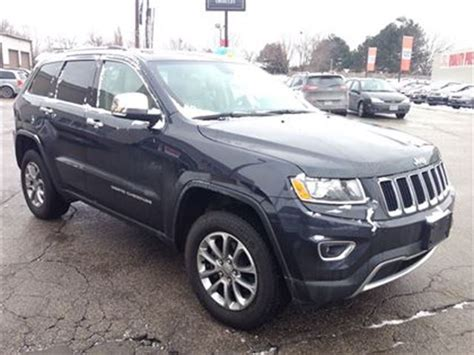 grey jeep grand cherokee 2015 2015 jeep grand cherokee limited grey milton chrysler