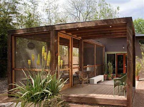 Summer Home Front Porch Design Stroovi Sun Porch Designs Patio Designs