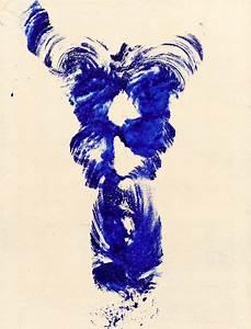 Bleu De Klein : yves klein anthropom trie de l 39 poque bleue 2 39 26 on ~ Melissatoandfro.com Idées de Décoration
