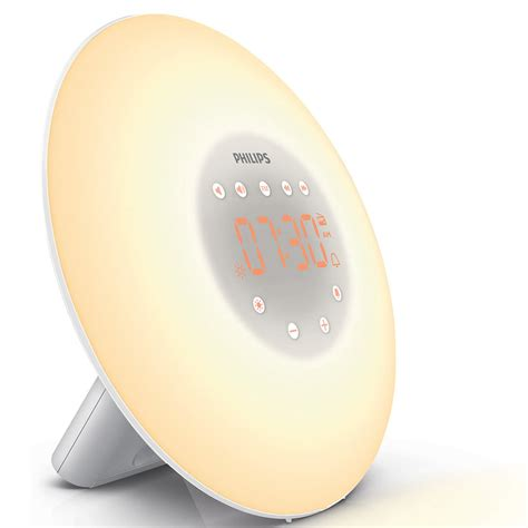 up light philips philips hf3505 up light with 2 nature sounds plus fm
