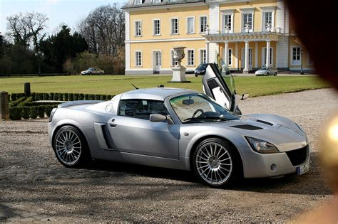Opel Speedster Turbo by Opel Speedster Turbo Technical Details History Photos On
